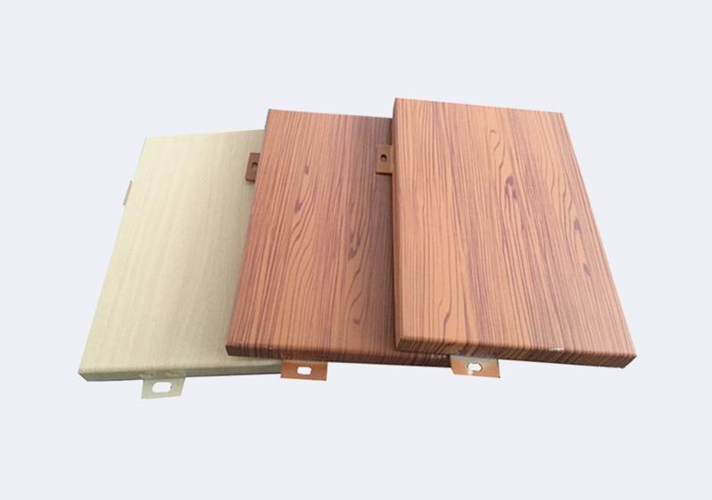泰安木纹铝单板