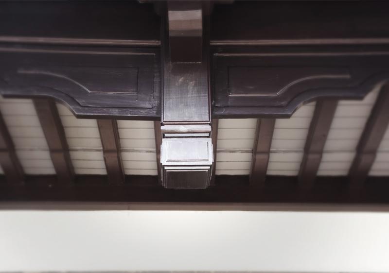 山东垂花柱